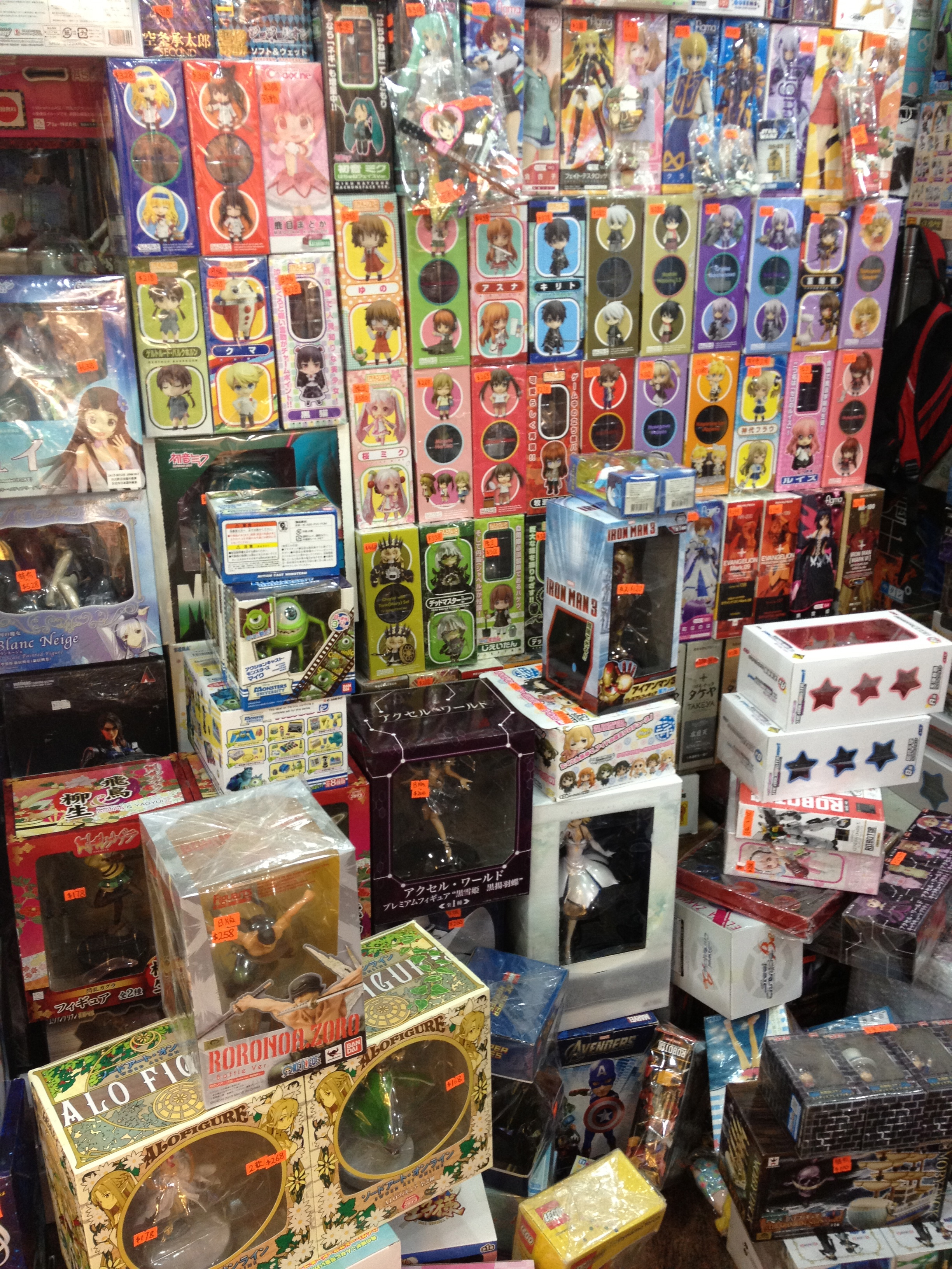 Get your geek on at Mong Kok's Sino Centre | Culturesplosion
